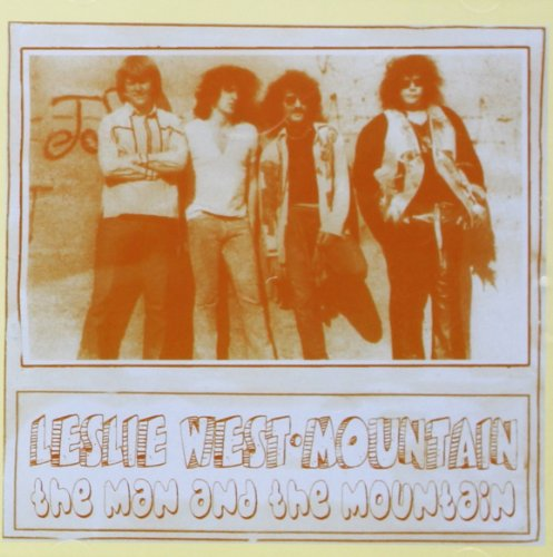 Leslie West - Man & The Mountain