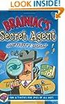 Brainiac's Secret Agent Activity Book...