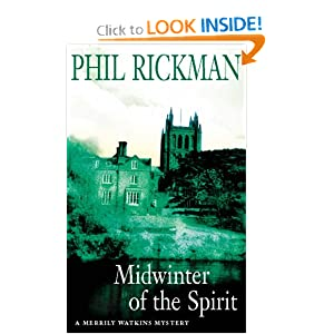Midwinter of the Spirit - Phil Rickman