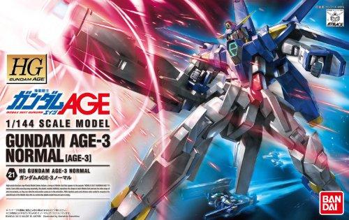 HG 1/144 AGE-3 ガンダムAGE-3 ノーマル (機動戦士ガンダムAGE)