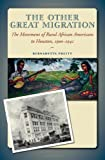 The Other Great Migration: The Movement of Rural African Americans to Houston, 1900-1941 (Sam Rayburn Series on Rural Life, sponsored by Texas A&M University-Commerce)