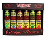 Cajun Injector Louisiana Brand Hot Sauce Kit thumbnail