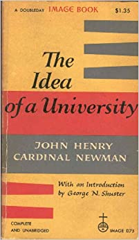 The Idea of a Catholic University - First Things Essay by