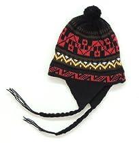 Earflap Peruvian Hat (Chullo)