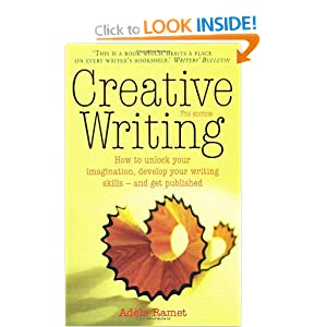 Image: Cover of Creative Writing: How to Unlock Your Imagination, Develop Your Writing Skills and Get Published