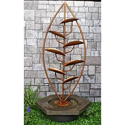 Aqua Moda Water Feature Copper Cascade OGD153