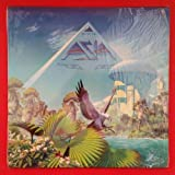 ASIA Alpha LP Vinyl VG++ Cover Shrink Sleeve 1983 GHS 4008 SLM