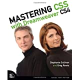 Mastering CSS with Dreamweaver CS4 (Voices That Matter)by Stephanie Sullivan