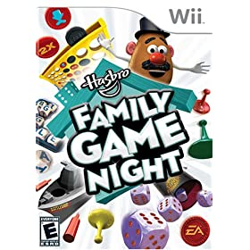 Hasbro Family Game Night for Xbox 360 or Nintendo Wii!
