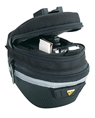 Topeak Ii Survival Tool Wedge Pack with Fixer 25 by Topeak