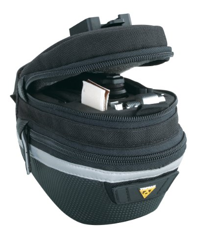 Read About Topeak Ii Survival Tool Wedge Pack with Fixer 25