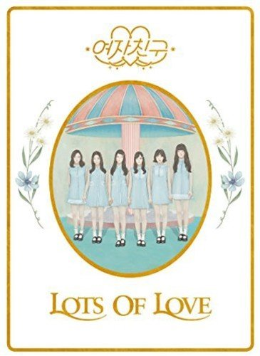 CD : Gfriend - LOL: Lots Of Love Version (Asia - Import)