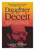 img - for Daughter of Deceit: The Human Drama Behind the Walker Spy Case by Laura Walker (1988-11-03) book / textbook / text book