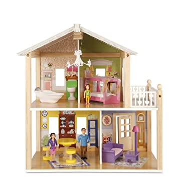 Country Cottage Doll House