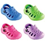 Luvable Friends Baby EVA Clogs