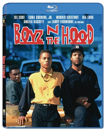 Cover art for  Boyz n the Hood [Blu-ray]