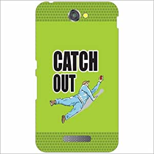 Sony Xperia E4 Back Cover - Catch Out Designer Cases