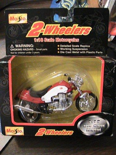 Maisto 2-Wheelers Series Molo Guzzi V10 Centauro Motorcycle #31300