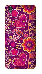 SWAG my CASE PRINTED BACK COVER FOR ONE PLUS X Multicolor