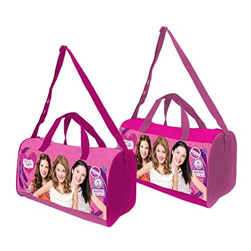 Borsone violetta palestra mare piscina danza bambina serie tv disney - Borsone piscina bambina ...