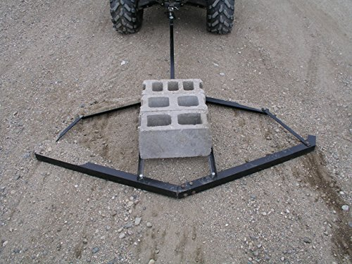 Garden Tractor Drag : Yard tuff atv lawn tractor landscape drag new ebay