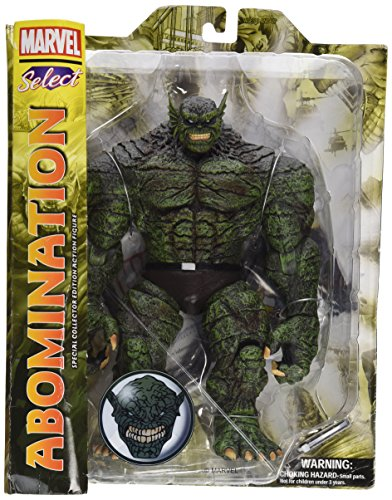 Marvel Select Abomination Action Figure (Abomination Figure compare prices)