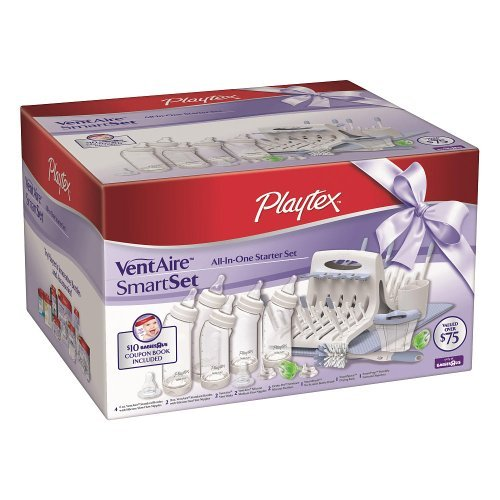 Playtex Ventaire Smartspace Set (All In 1 Starter Set) front-964583