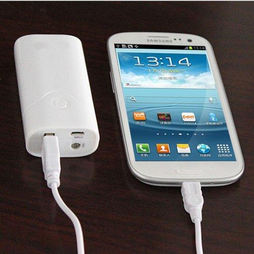Переносное зарядное устройство для телефона