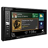Pioneer AVIC-6200NEX In Dash Double Din Navigation Receiver with Built in Bluetooth and HD Radio