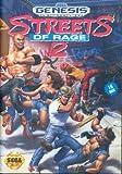 Streets of Rage 2 - Mega Drive/Genesis