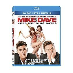 Mike & Dave Need Wedding Dates [Blu-ray]