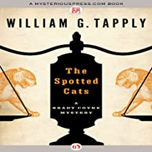 Spotted Cats (       UNABRIDGED) by William G. Tapply Narrated by Stephen Hoye