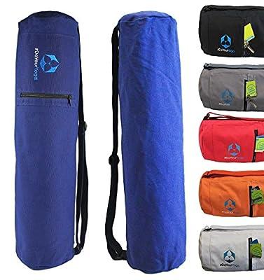 YogaTasche »MangalaÂ« / Yogabag Yoga-Tasche für Yogamatten bis 190 x 65 cm / in vielen Lieblingsfarben erhältlich.