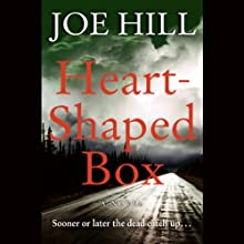 Heart-Shaped Box (       UNABRIDGED) by Joe Hill Narrated by Stephen Lang