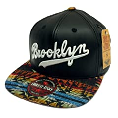 American Needle Sleek Brooklyn Dodgers Strapback Hat by American Needle