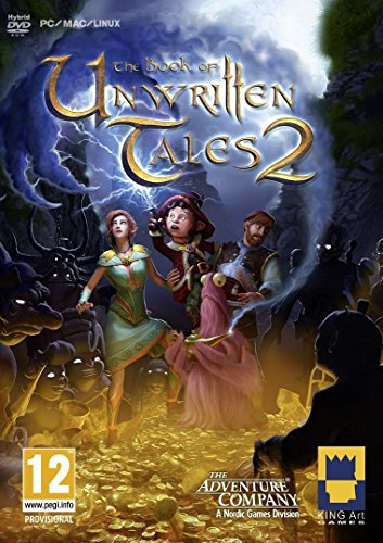 The Book of Unwritten Tales 2  (PC)