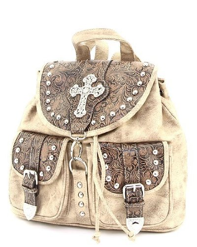 top design beautiful and charming sleek Price Comparisons Brown Faux Leather Western Rhinestone ...