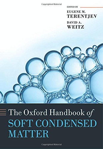 The Oxford Handbook of Soft Condensed Matter (Oxford Handbooks) (Soft Condensed Matter compare prices)