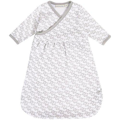 JoJo Maman Bebe Newborn Sleeping Bag, Grey