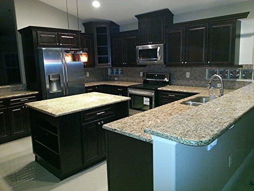 All Wood Kitchen Cabinets (10 x 10 Kitchen) (Alex Java) (Kitchen Cabinets 10x10 compare prices)