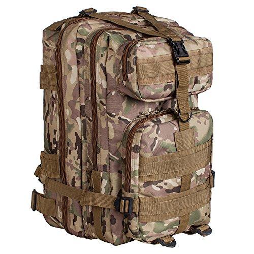 S-ZONE® Outdoor Rucksacks Tactical Molle Backpack