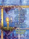 Burning Bright: Return of the LightStar Light, Star BrightOne for Each Night (Harlequin American Romance)
