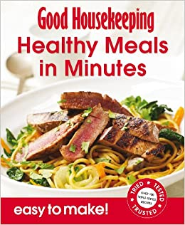 Ghk Healthy Meals in Minutes (Easy to Make!) Paperback – May 1, 2011