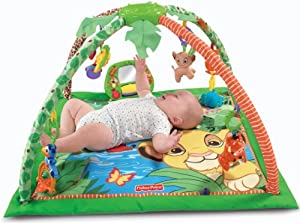 Fisher-Price Disney Baby Simba's King-Sized Play Gym from Fisher-Price