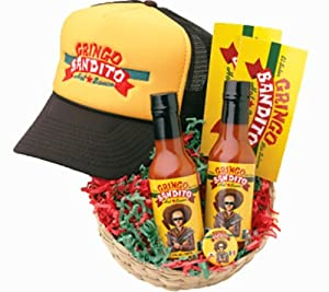 Gringo Bandito El Sombrero Gift Pack from Hungry Punker, Inc.