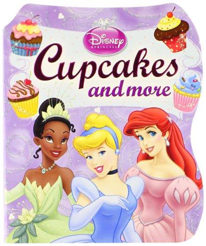 Disney Princess: Cupcakes And More front-917215