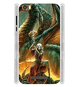 GADGET LOOKS PRINTED BACK COVER FOR Lava X8 MULTICOLOUR