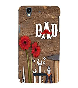 DAD Back Case Cover for YU Yureka::Micromax Yureka AO5510