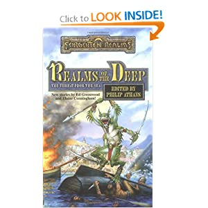 Realms of the Deep (Forgotten Realms) by Philip Athans