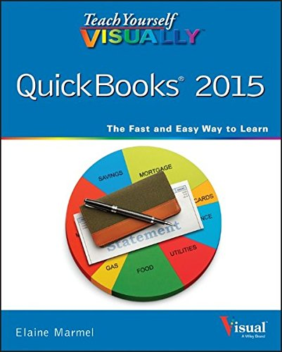 Teach Yourself VISUALLY QuickBooks 2015 (Teach Yourself VISUALLY (Tech)) (Invoice And Estimate Program compare prices)